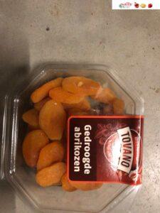 abrikozen gedroogd sally