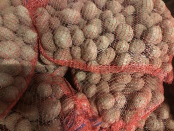 Irene's aardappelen